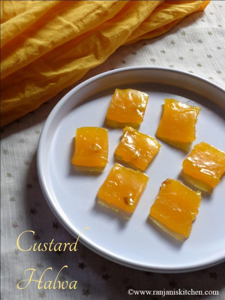 Custard Halwa