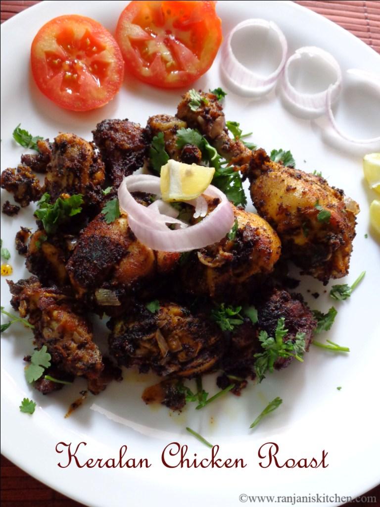 Keralan Chicken