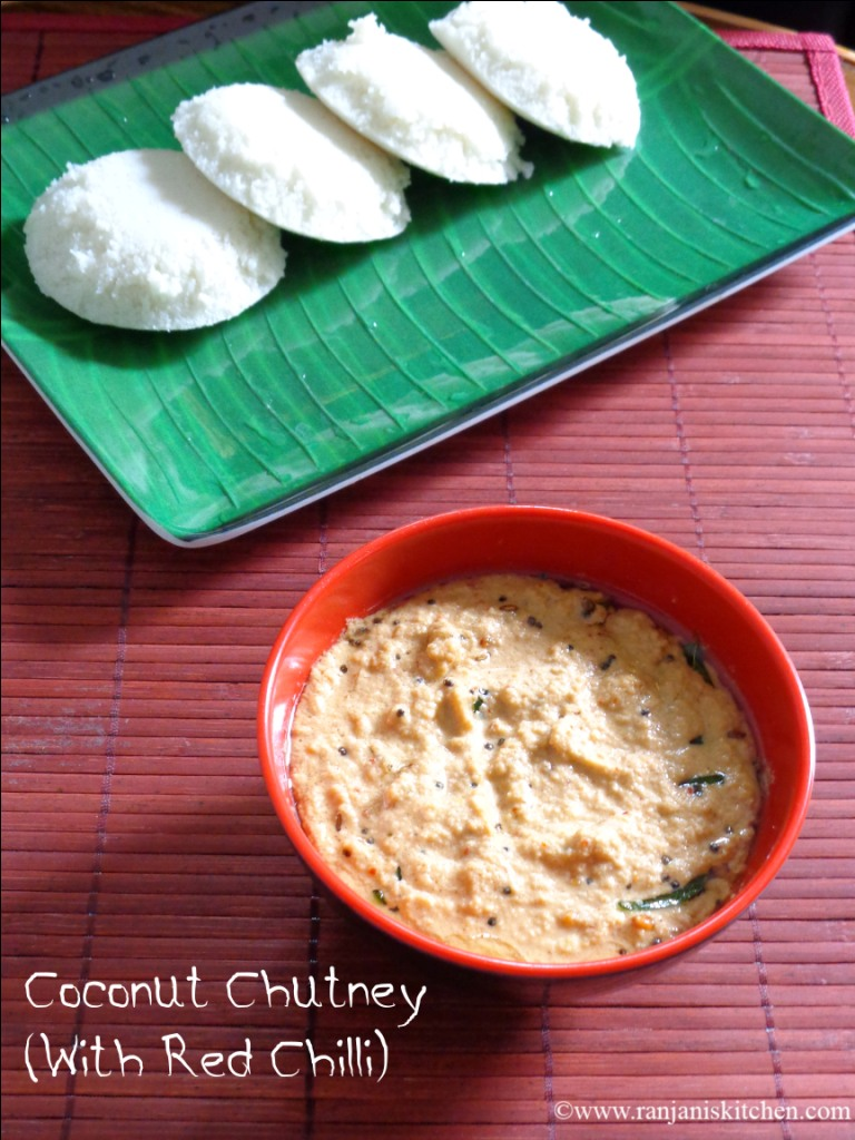 Coconut-chutney