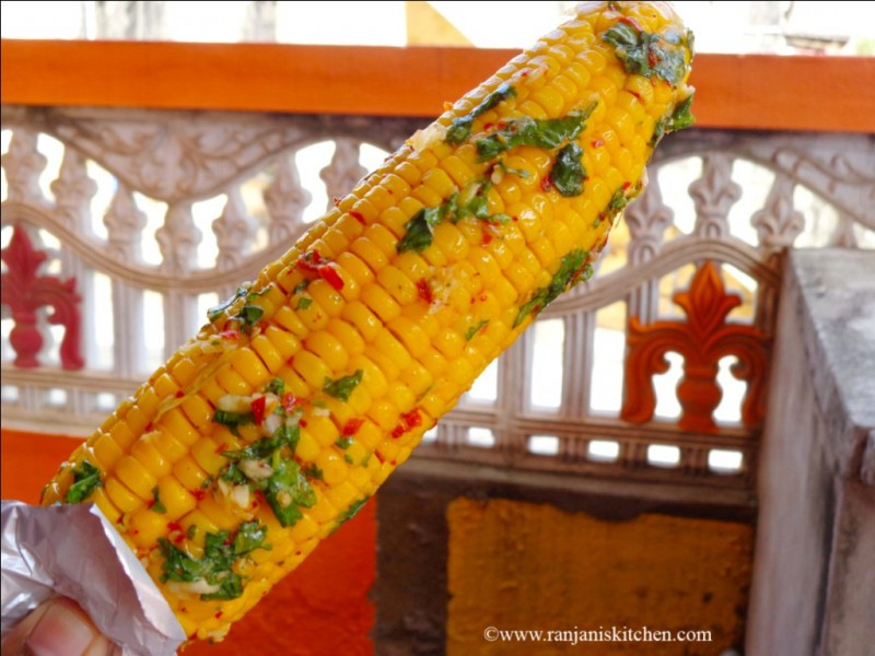 easy corn recipes