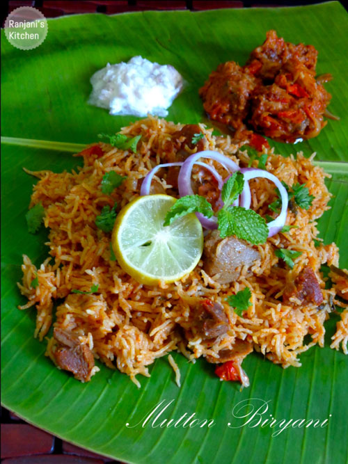 how to make mutton biryani in rice cooker