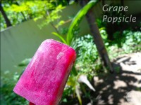 Grape-Popsicles