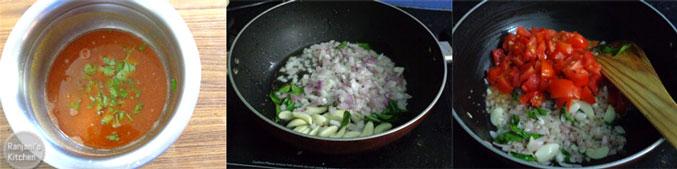 how to prepare urundai kuzhambhu