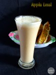 Apple lassi