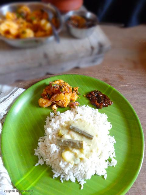 how to prepare Tirunelveli sodhi