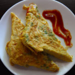 Bread Omelette recipe | Street Foods