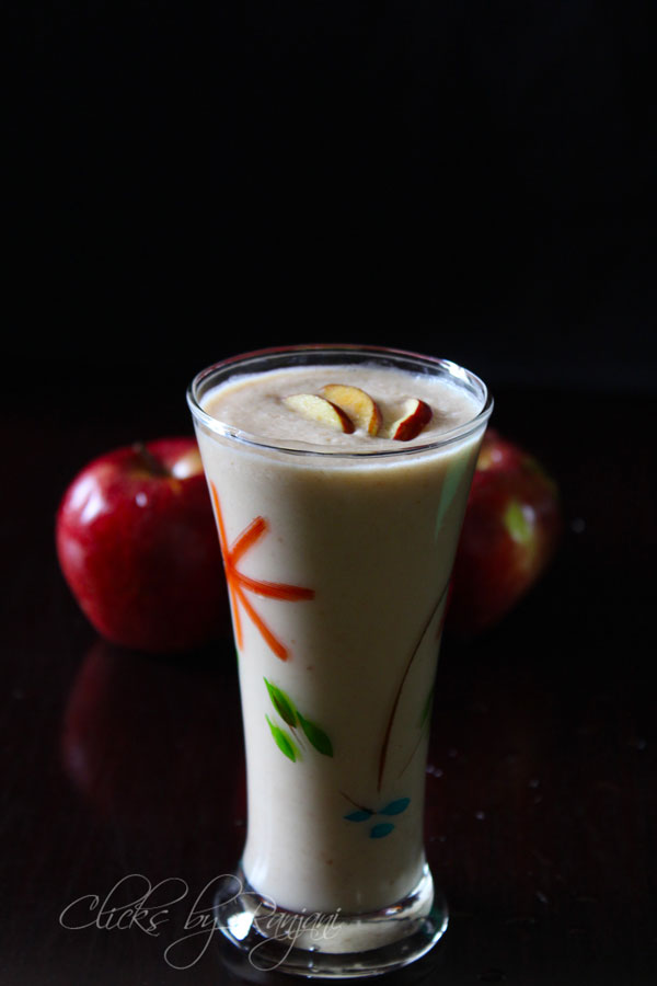 Apple dates milkshake recipe | Healthy drinks