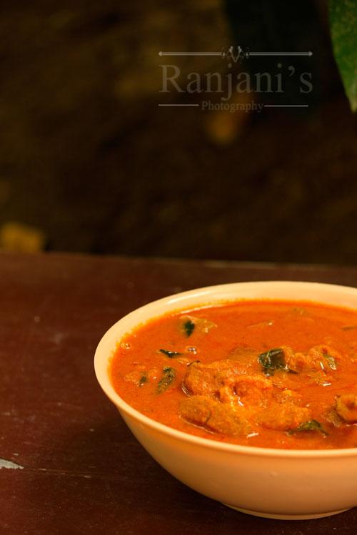 Mutton kulambu recipe / Kari kulambu