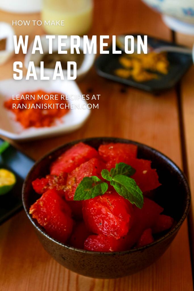 Watermelon Recipes Should